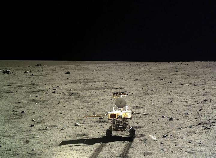 Çin'in Ay'daki uzay aracı Yutu'ya elveda zamanı