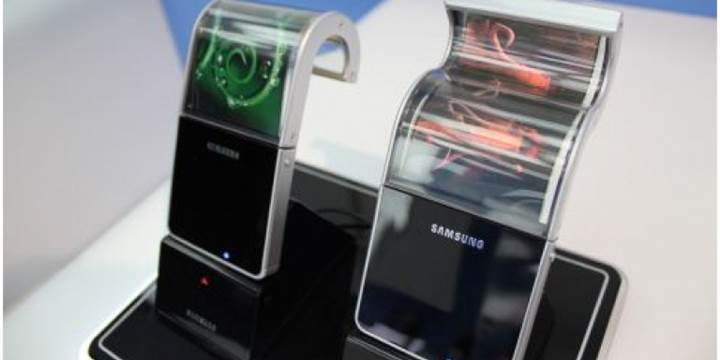 Akıllı telefon OLED pazarının hakimi Samsung