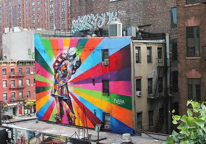 Hayranlık Uyandıran Duvar Boyama Sanatının En Güzel örnekleri