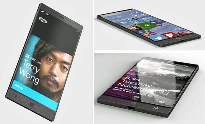 Dell'in Windows 10 telefon prototipi ortaya çıktı