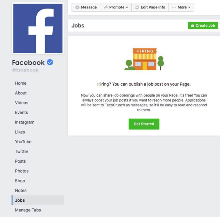 Facebook'un hedefinde Snapchat'ten sonra bu kez LinkedIn var
