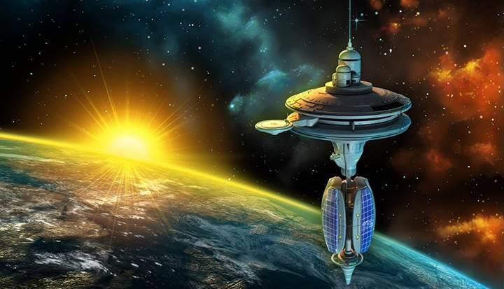 İlk uzay ülkesi Asgardia'nın bayrağına siz karar verin