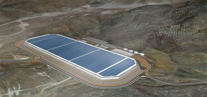 Tesla Avrupa'da batarya ve elektrikli araç üretmeyi planlıyor