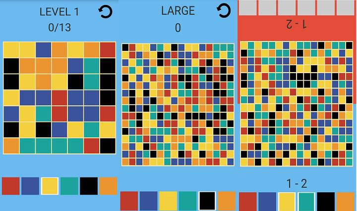Pixel İstilası: Sade ve zorlayıcı bir bulmaca oyunu