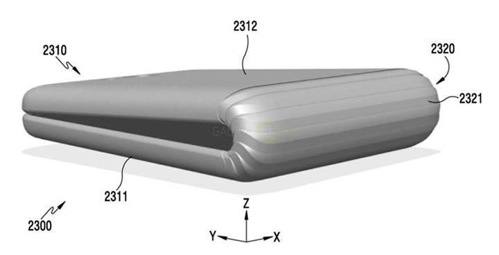Samsung'un katlanabilir telefonuna dair ilk detaylar ortaya çıktı