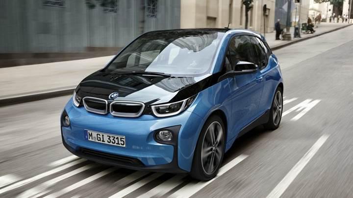 BMW önümüzdeki sene 100.000 elektrikli araç satışı hedefliyor