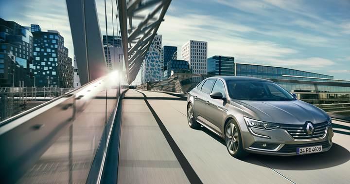 Renault Talisman 2017 Business Car seçildi