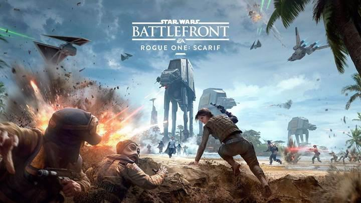 Star Wars: Battlefront için Rogue One ve VR ek paketleri geliyor