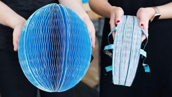 Katlanabilir kask, Dyson yenilik ödülüne hak kazandı