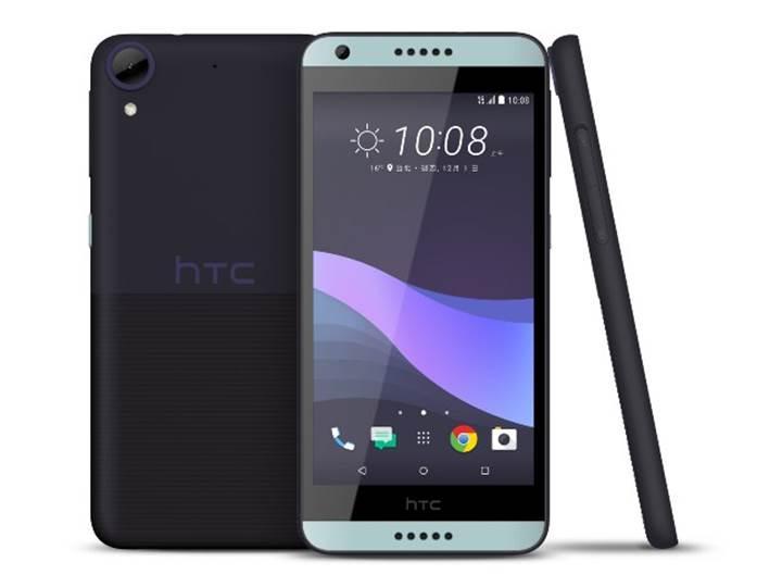 Giriş seviyesi HTC Desire 650 duyuruldu