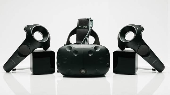 HTC Vive kaskı 140 bin barajını geçti