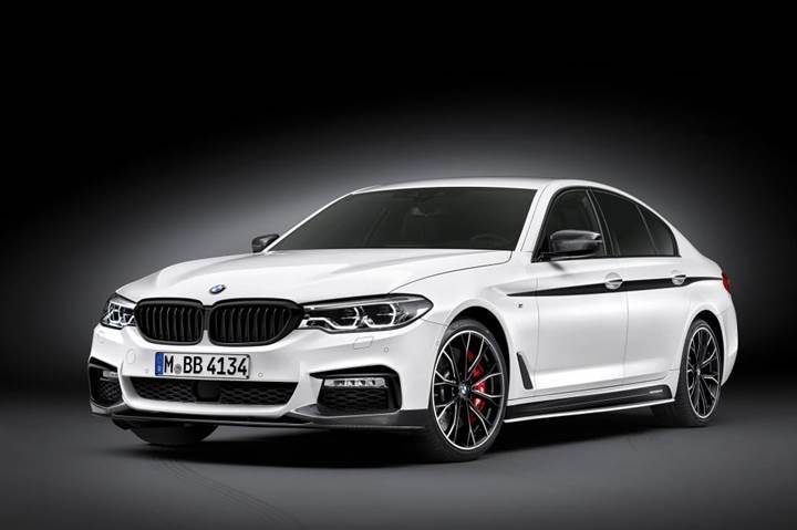 Yeni BMW 5 Serisi için M Performance ekipmanları duyuruldu