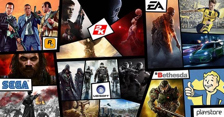 Playstore'dan büyük yıl sonu indirimleri