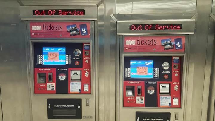 San Francisco metrosunu hackleyen korsan para alamayınca tehdide başladı