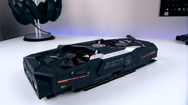 Gigabyte GTX1060 Extreme Gaming incelemesi