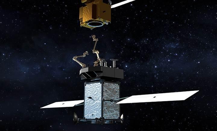 NASA'dan bozuk uydulara ilginç çözüm: Uydu tamir eden uydu