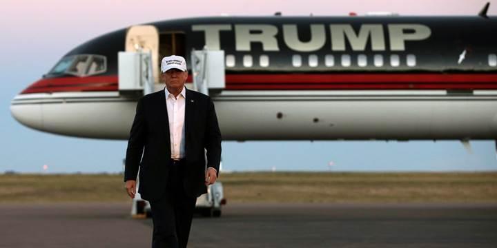 Trump: 4 milyar dolarlık Air Force One siparişini iptal edin!