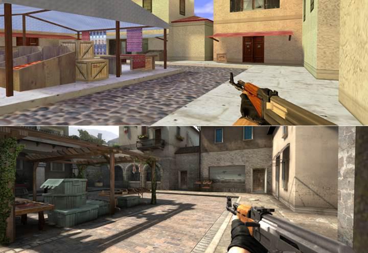 Counter Strike 1.6 efsanesi CS:GO moduyla geri dönüyor