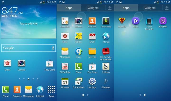 Samsung, TouchWiz arayüzünü sonlandırdı Samsung Experience geliyor