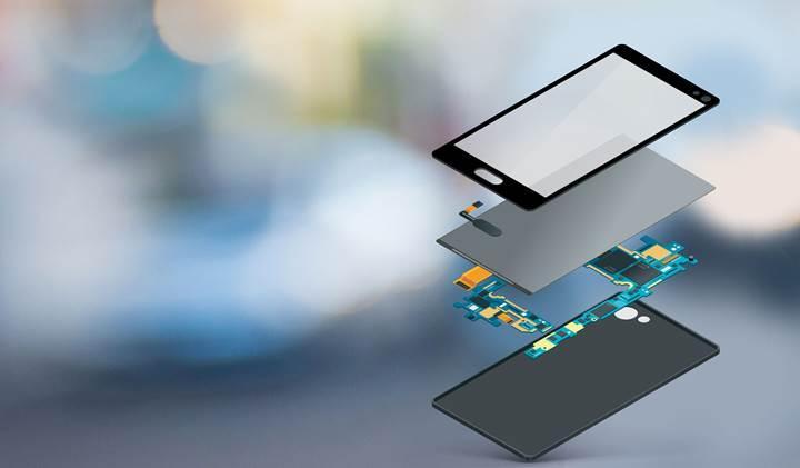 Synaptics cam altı bir parmak izi sensörü geliştirdiğini duyurdu