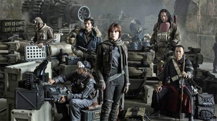 Rogue One: A Star Wars Story gişedeki yolculuğuna hızlı başladı