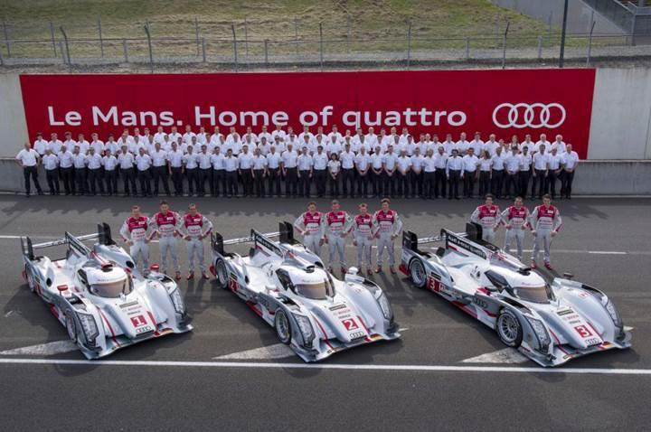 Porsche'den Audi'ye açık mesaj: Geri gelin!