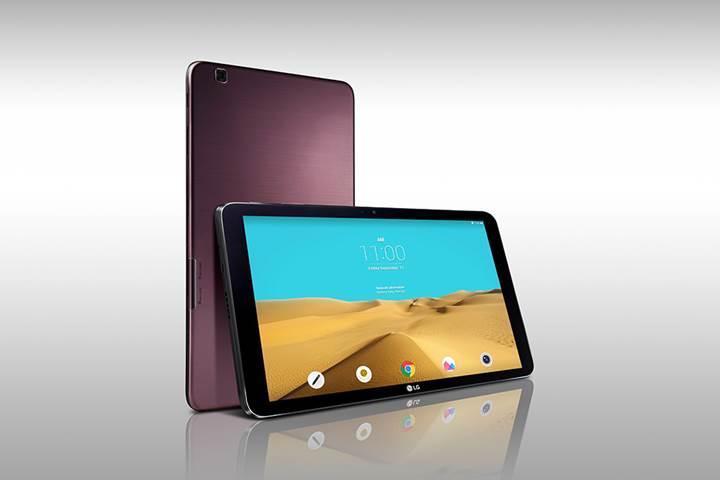 LG G Pad III 10.1 resmiyet kazandı