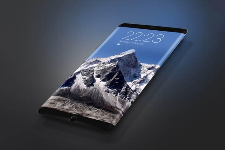 iPhone 8'de Samsung'un ürettiği OLED ekranlar kullanılabilir