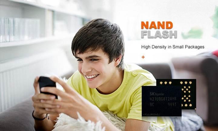 SK Hynix, düşük bütçeli akıllı telefonlar için 8GB RAM yongaları üretmeye başladı