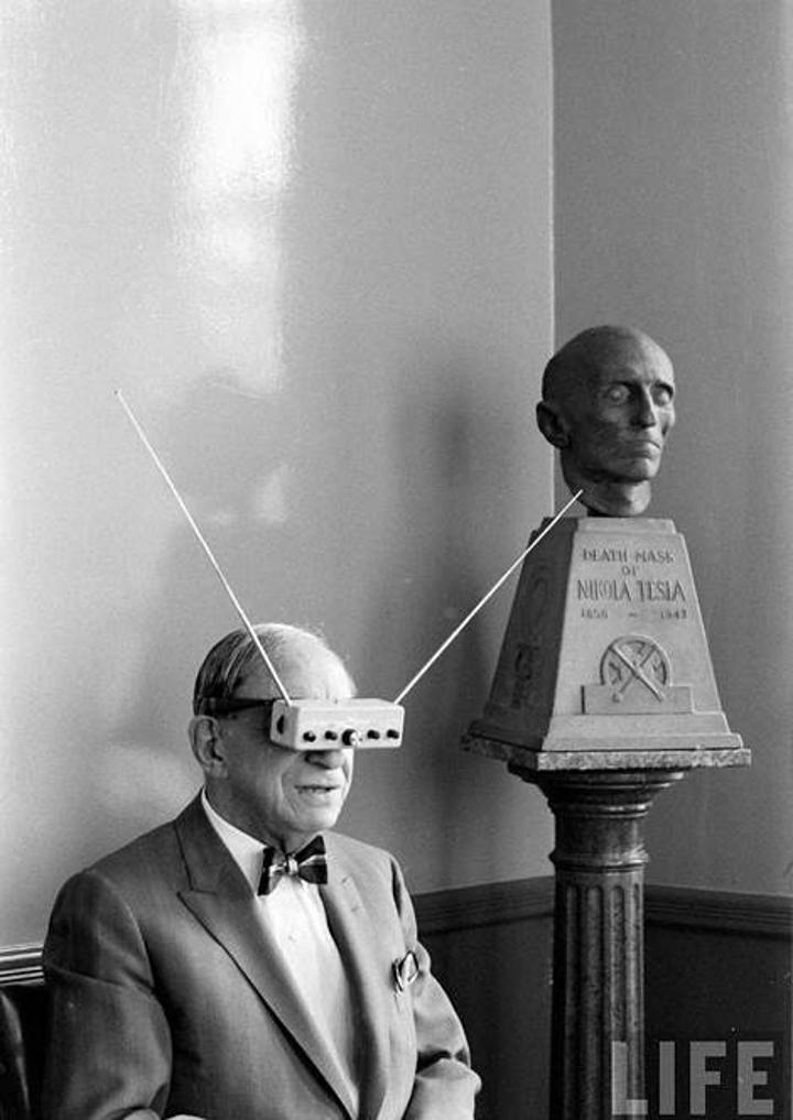 İlk sanal gerçeklik gözlüğü 50 yaşında