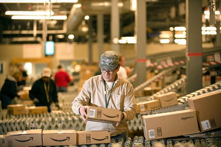 Amazon çılgın fikrinin patentini aldı