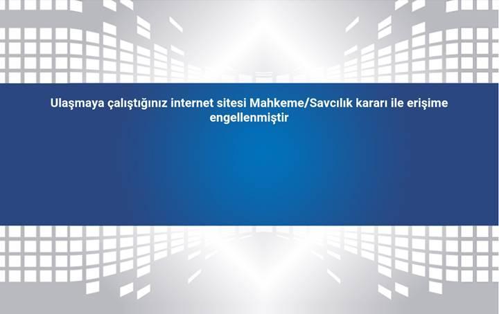 Popüler birçok dizi izleme sitesi erişime engellendi