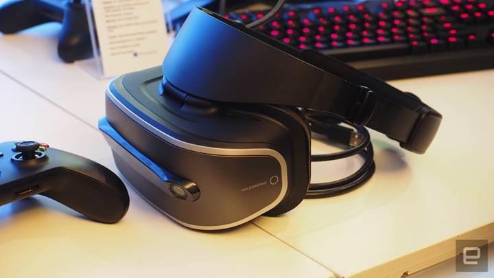 Lenovo'nun sanal gerçeklik kaskı hazır