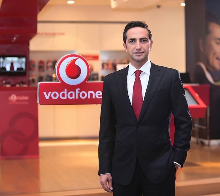 Vodafone Türkiye'de beklenmedik değişiklik