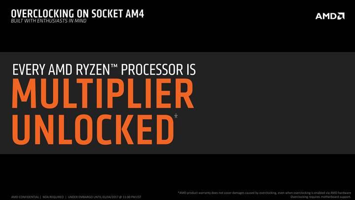 AMD Ryzen işlemcilerinin modelleri ve çıkış tarihi sızdırıldı!