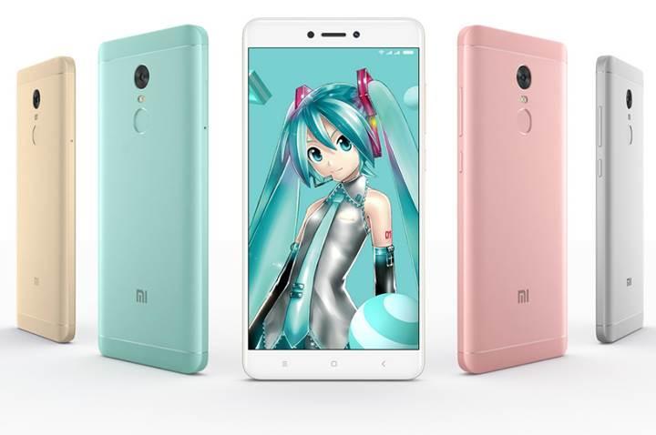 Xiaomi Redmi Note 4X satışa çıkıyor