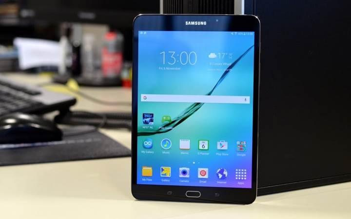 Samsung Galaxy Tab S3'ün net fotoğrafları ortaya çıktı