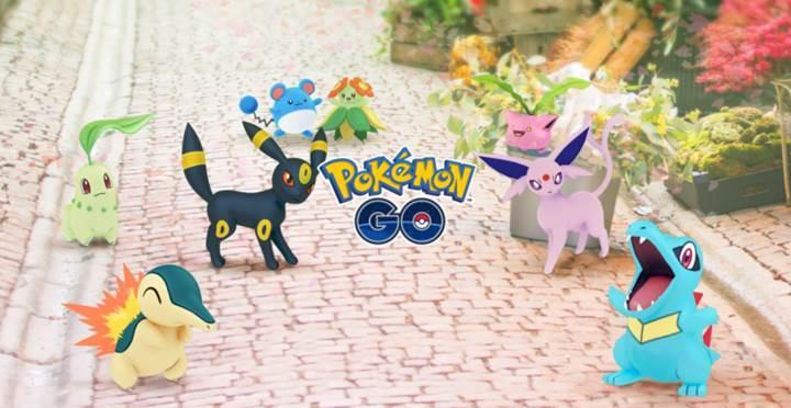 Pokemon GO yeniden zirveye yerleşti
