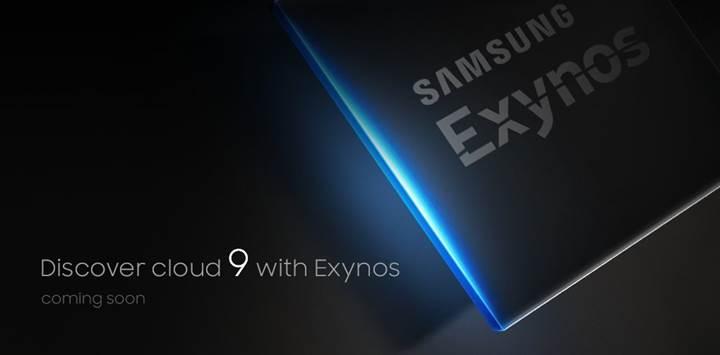 Exynos 9 yonga seti şekilleniyor