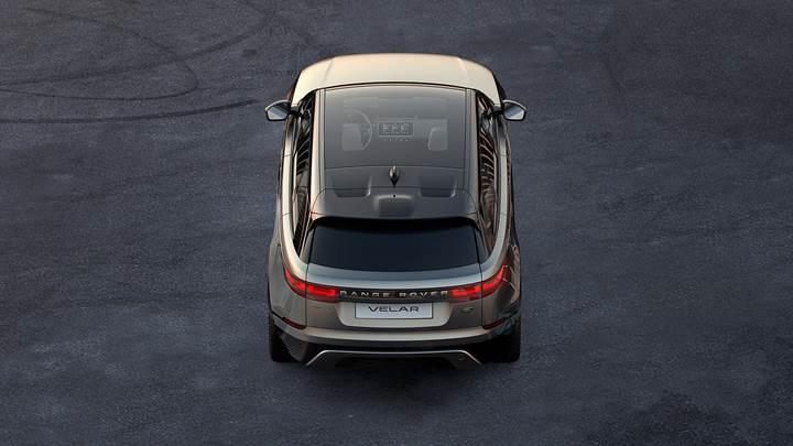 Land Rover'dan Range Rover ailesine yeni üye: Velar