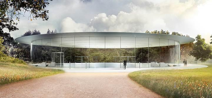 Apple merakla beklenen yeni kampüsünü tanıttı: Karşınızda