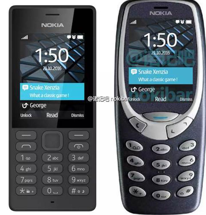 Yeni nesil Nokia 3310 detaylanıyor