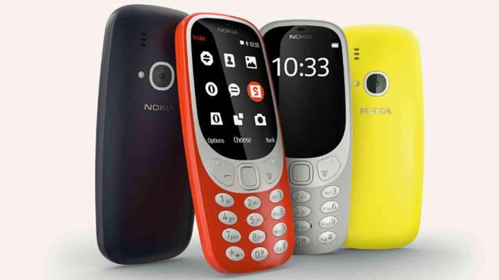 HMD Global modern Nokia 3310'u resmen tanıttı