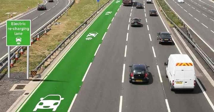Honda'dan yeni teknoloji: Elektrikli araçlar yolda giderken şarj edilebilir mi?
