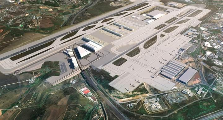 Sabiha Gökçen Havalimanı'ndaki ikinci pist 2018'de açılacak