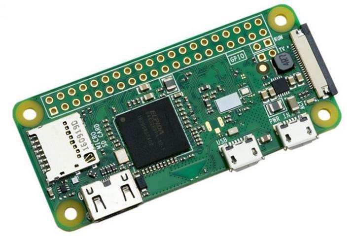 Raspberry Pi bilgisayarlarına devam