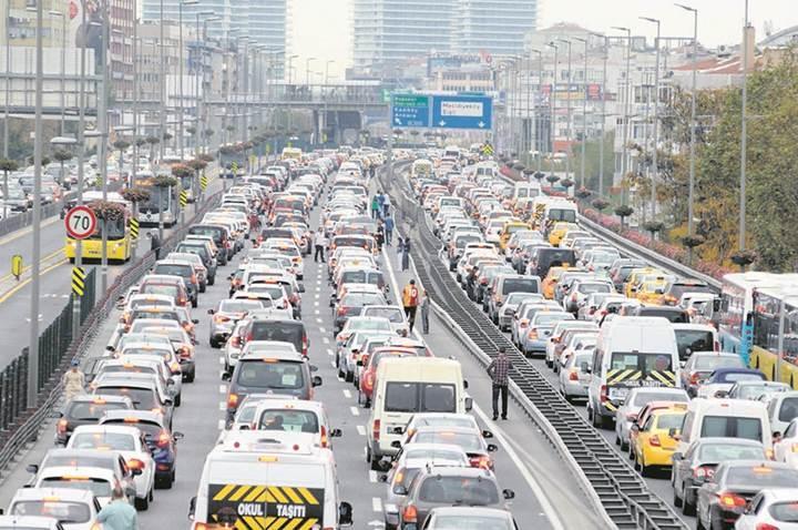 İstanbul dünyanın gürültü kirliliği en yüksek şehirlerinden birisi çıktı