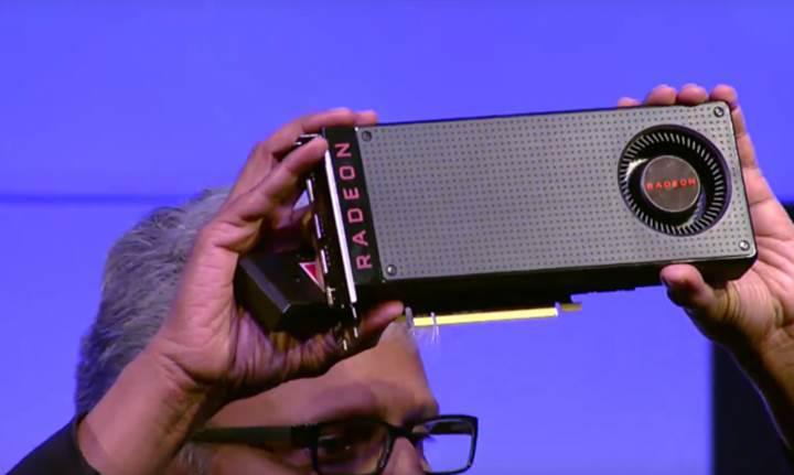 AMD RX 500 serisi geliyor