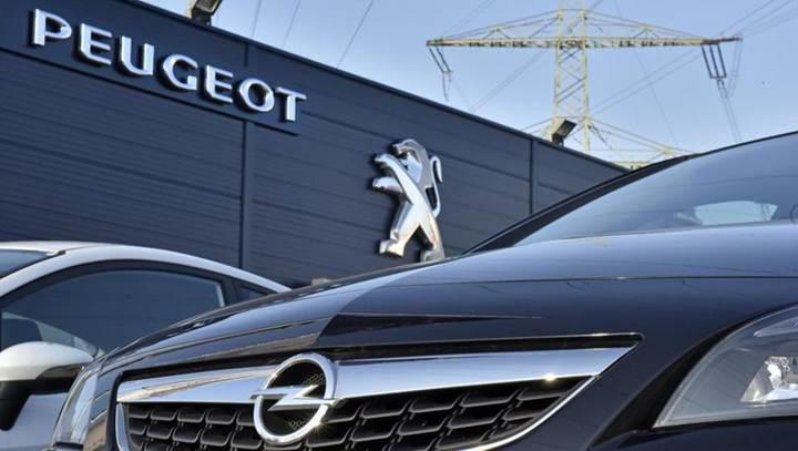 Opel resmen PSA Grubu'na katılıyor