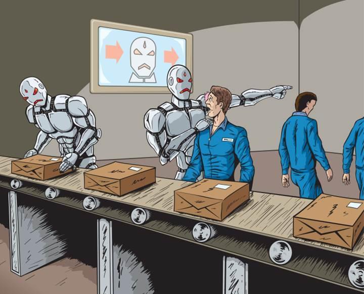 Otomasyon, ABD'de yüzde 35'e varan vergi kaybına neden olabilir